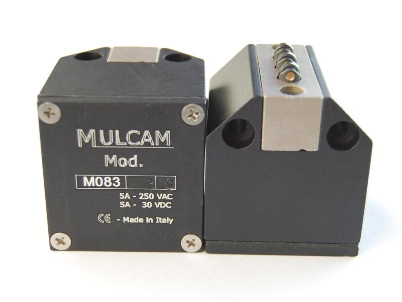 Mulcam - FINECORSA MULTIPLI di precisione